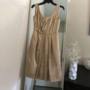 BANANA Republic 100% Silk dress.